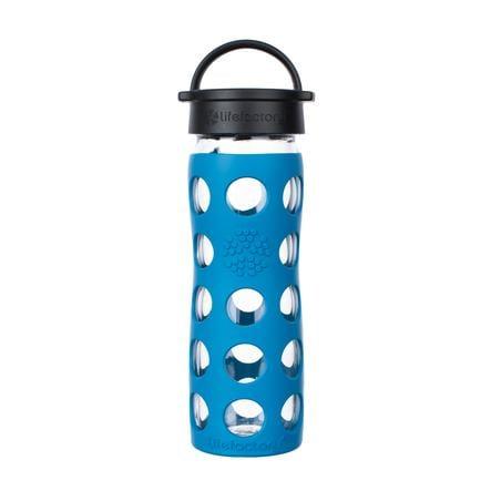 LIFEFACTORY Bottiglia da bere Classic Cap teal prendere 475ml