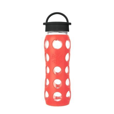 LIFE FACTORY Drikkeflaske Class ic Cap valmue 650 ml