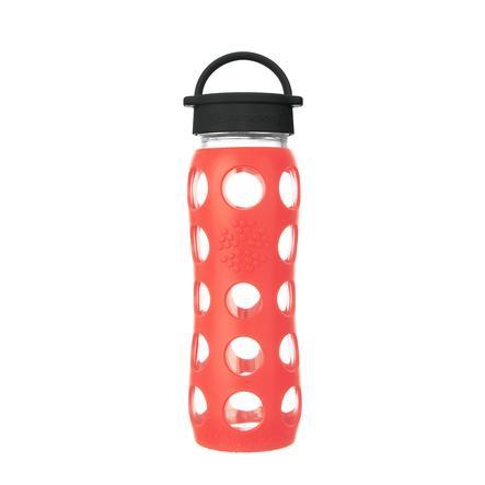 lifefactory Drinkfles Classic Cap poppy 650 ml