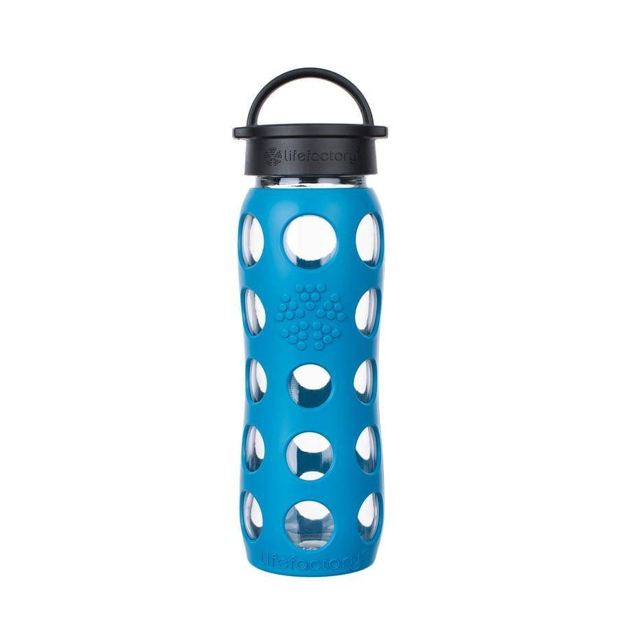 lifefactory Flaska Classic Cap teal take 650 ml