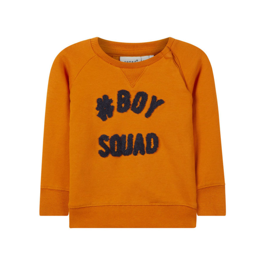 name it Boys Sweatshirt Nanok, autumn maple