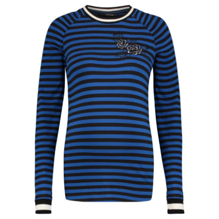 SUPERMOM Langermet skjorte Stripet Blå