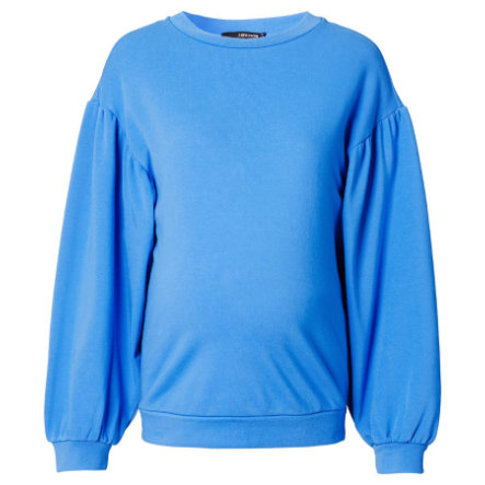 SUPERMOM Sweatshirt Helder Blauw
