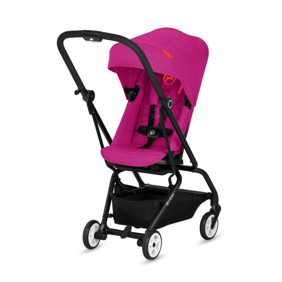 cybex GOLD Wózek Eezy S Twist Passion Pink-purple