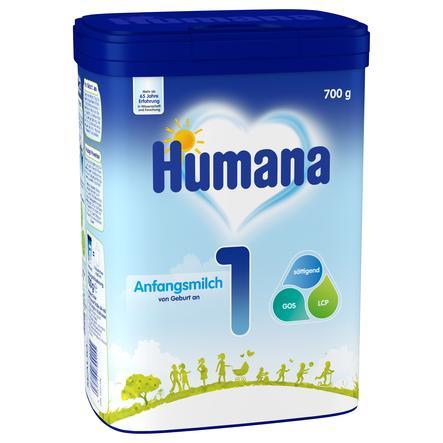 Humana Anfangsmilch 1 700 g ab der Geburt