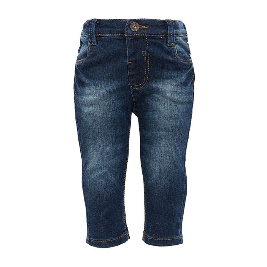 TOM TAILOR Chlapecké džíny, stone modrá džínovina