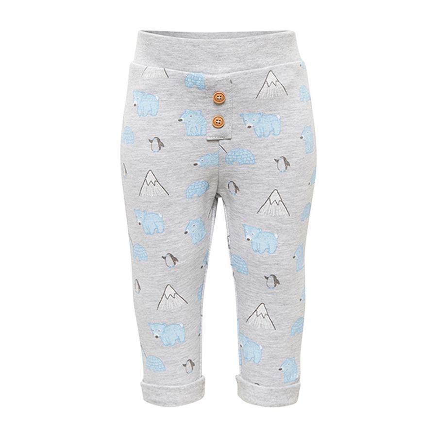 Pantalon Boys de survêtement TOM TAILOR, gris