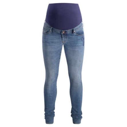 noppies Jeans maternità Avi Misty Blue