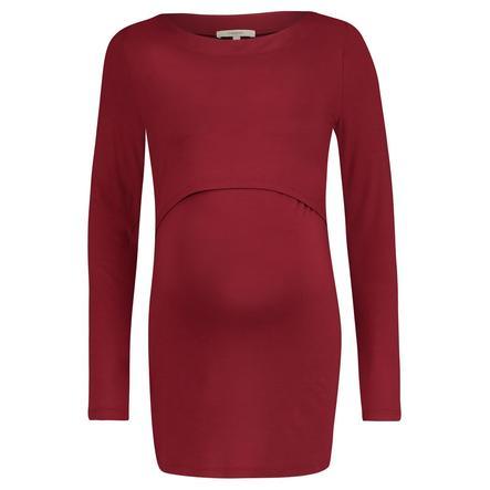 noppies Stillshirt Keyah Dark Red