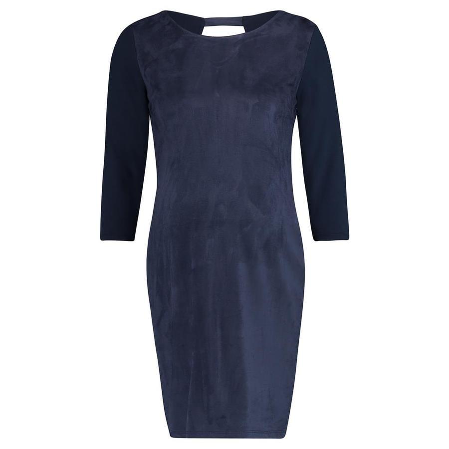 noppies Těhotenské šaty Krystel Dark Blue