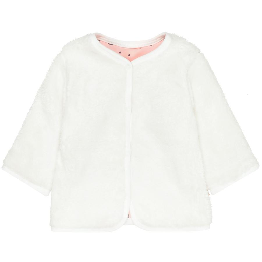 STACCATO Girl s veste réversible peluche rose