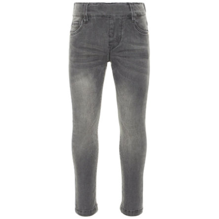 NAME IT Jeans-Leggings Nmfpolly keskiharmaa farkku