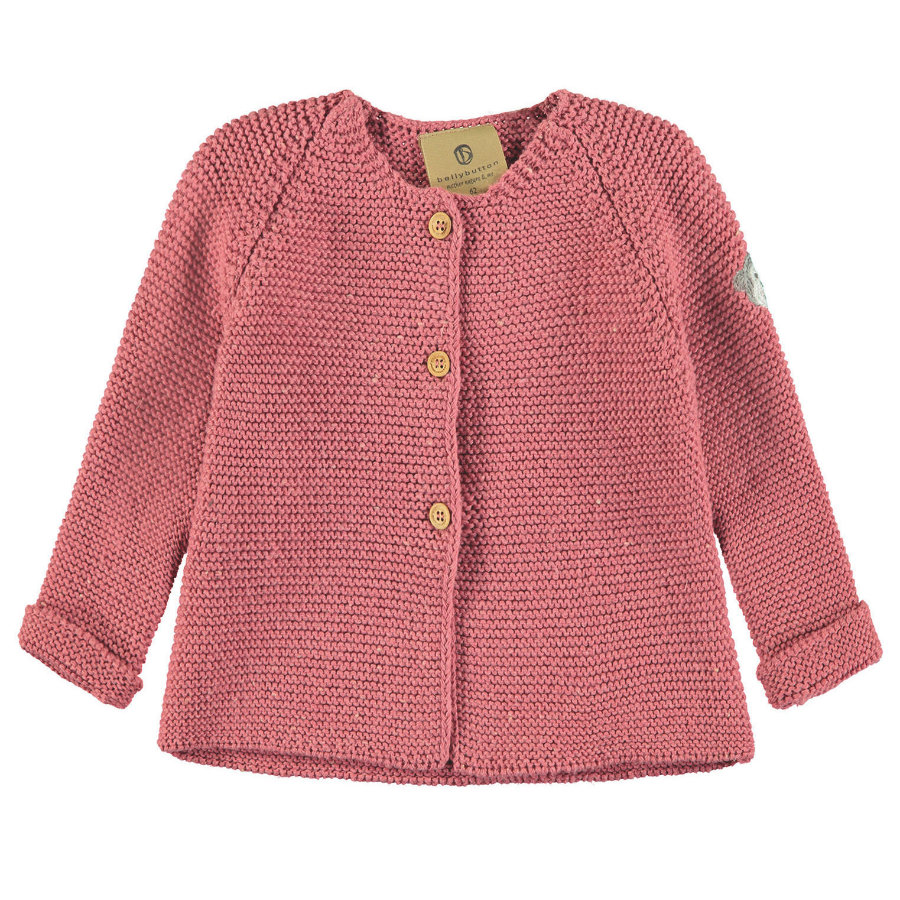 bellybutton Girls Strickjacke, altrosa