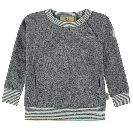 bellybutton Boys Sweat-shirt gris moucheté