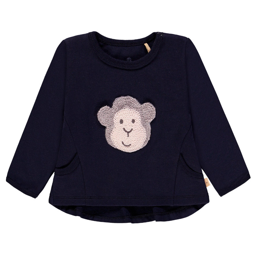 bellybutton Girls Sweatshirt, marine