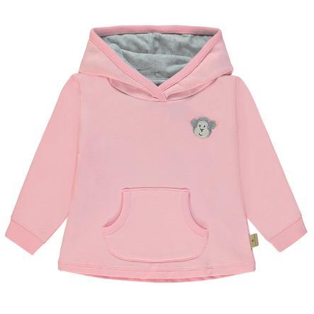 bellybutton Girls Sweatshirt mit Kapuze, rosa