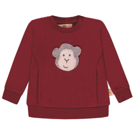 bellybutton Boys Sweat-shirt, rouge rouille