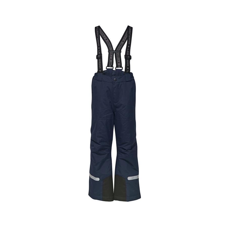 LEGO® Wear Tec Combinaison ski enfant bleu marine