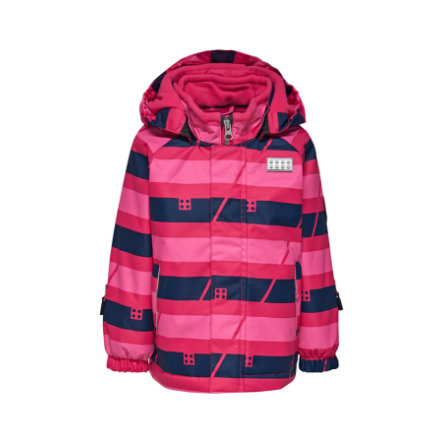 LEGO® Wear Tec vinterjakke JOSIE Dark Pink