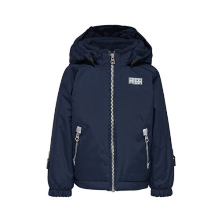 LEGO WEAR Winterjacke Johan Dark Navy