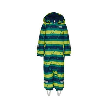 LEGO® Wear Tec Schneeanzug Johan Streifen Green