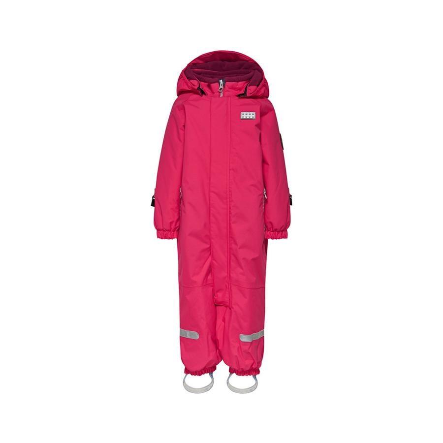 LEGO® Wear Tec Kombinezon śnieżny Johan Dark Pink