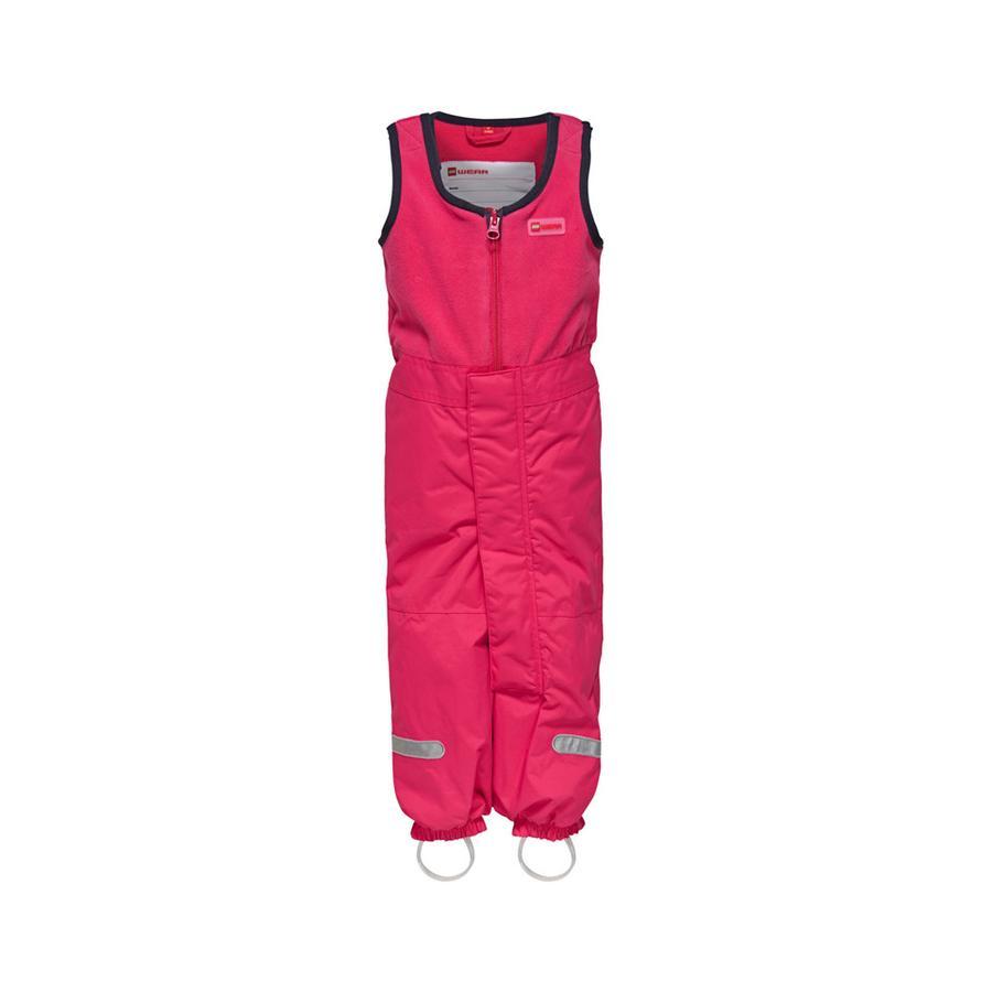 LEGO® Wear Tec Schneehose Penn Dark Pink