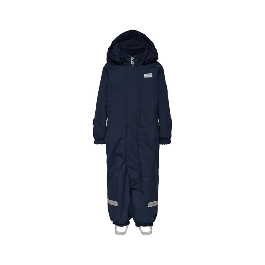 LEGO® Wear tec Combinaison ski enfant Johan bleu marine