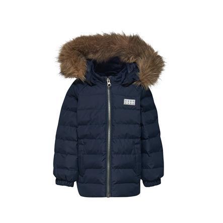LEGO® Wear Zimní bunda Johan Dark Navy
