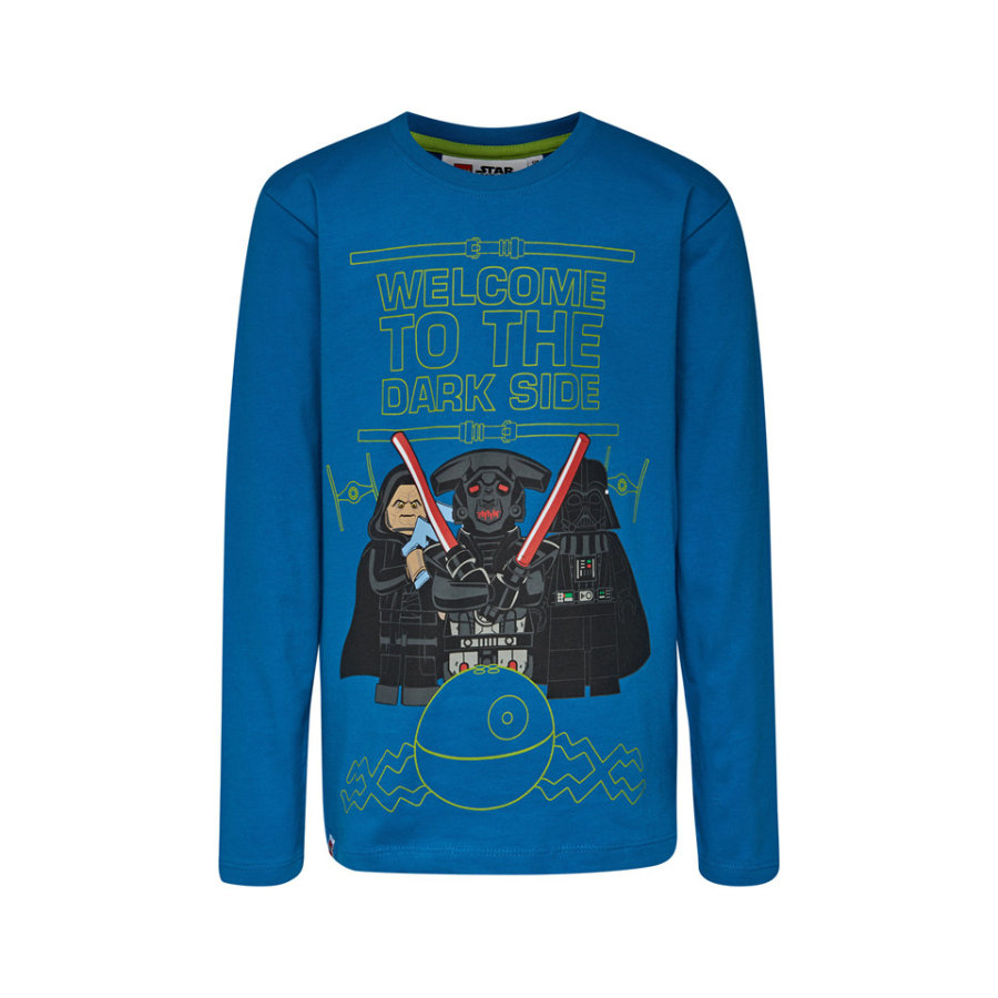LEGO wear Langarmshirt  LEGO® Star Wars™ Welcome to the Dark Side