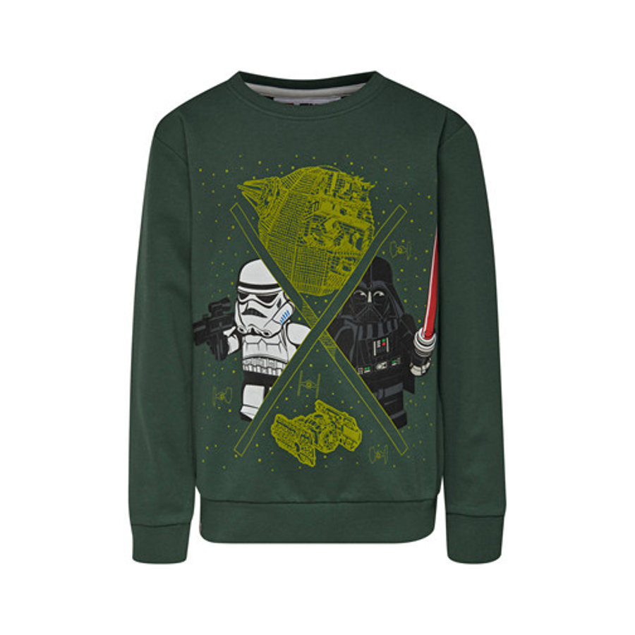 LEGO® Wear Sweatshirt LEGO® Star Wars™ Green