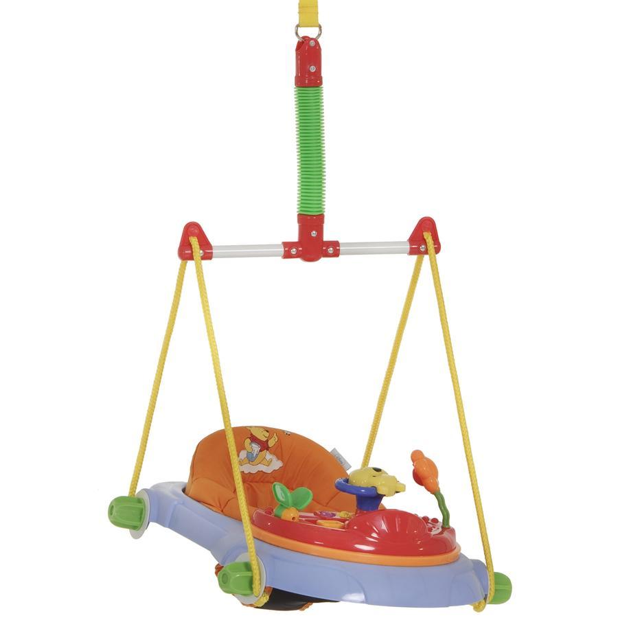 HAUCK Altalena salterello JUMP DELUXE Pooh