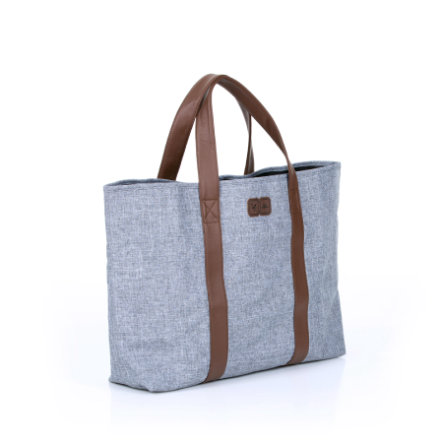 ABC DESIGN Strandtasche graphite grey
