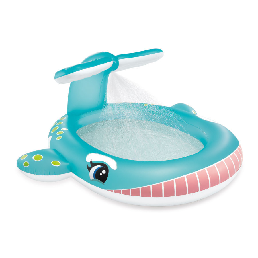 INTEX® Piscina Baby Pool - Spray Pool Balena