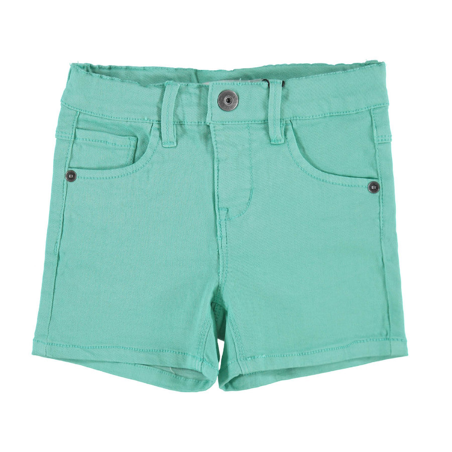 name it Boys Shorts Ryan pool blue