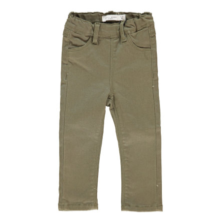 name it Girl s jeans jeans tinna olivier brûlé