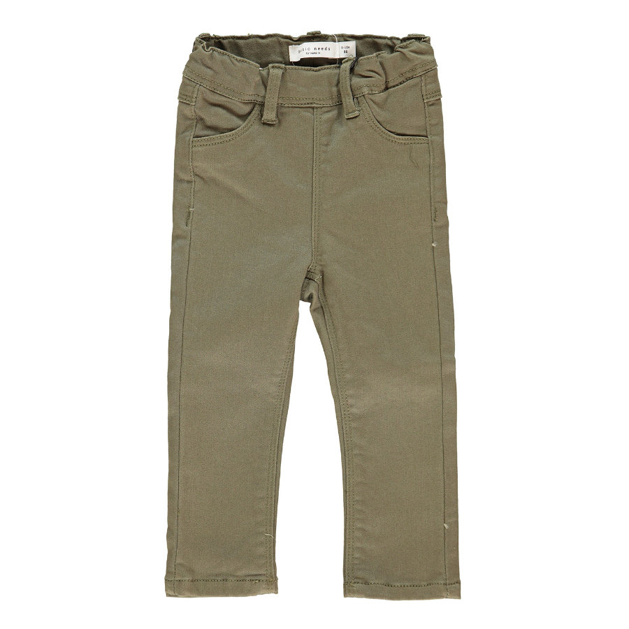 name it Girls Jeans Tinna burnt olive