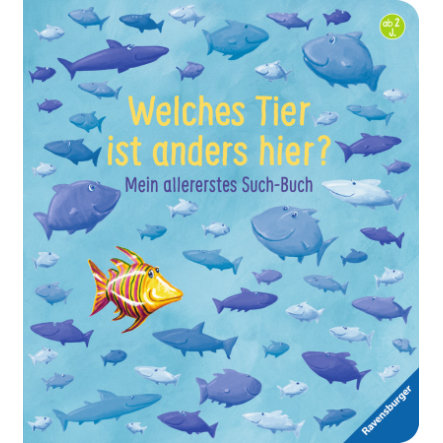 Ravensburger Welches Tier ist anders hier?