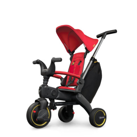 doona™ Liki S3 Triciclo - Flame Red