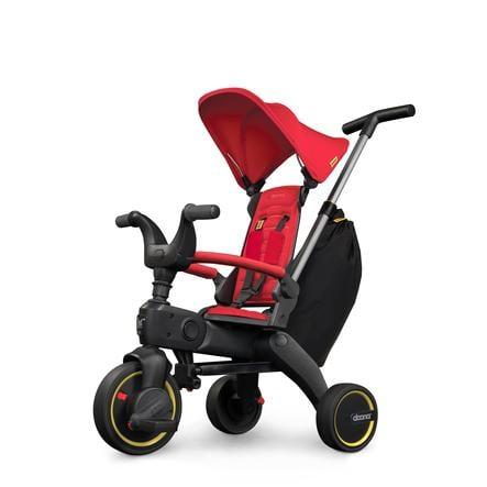 doona™ Triciclo Liki S3 - Flame Rojo