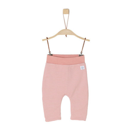 s.Oliver Girls Vendbare leggings støvete rosa striper