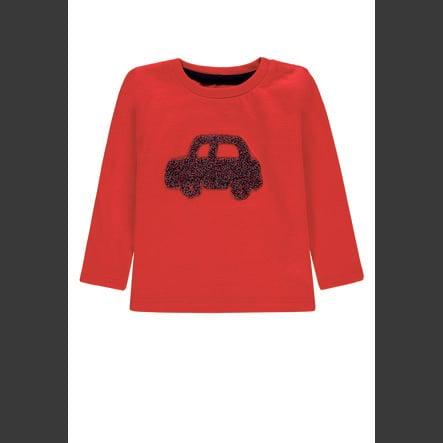 Chemise à manches longues TOM TAILOR Boys , rouge