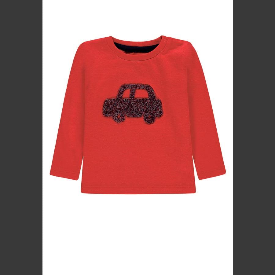 TOM TAILOR långärmad skjorta, röd