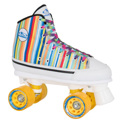 HUDORA® Roller Skates Candy-Stripes