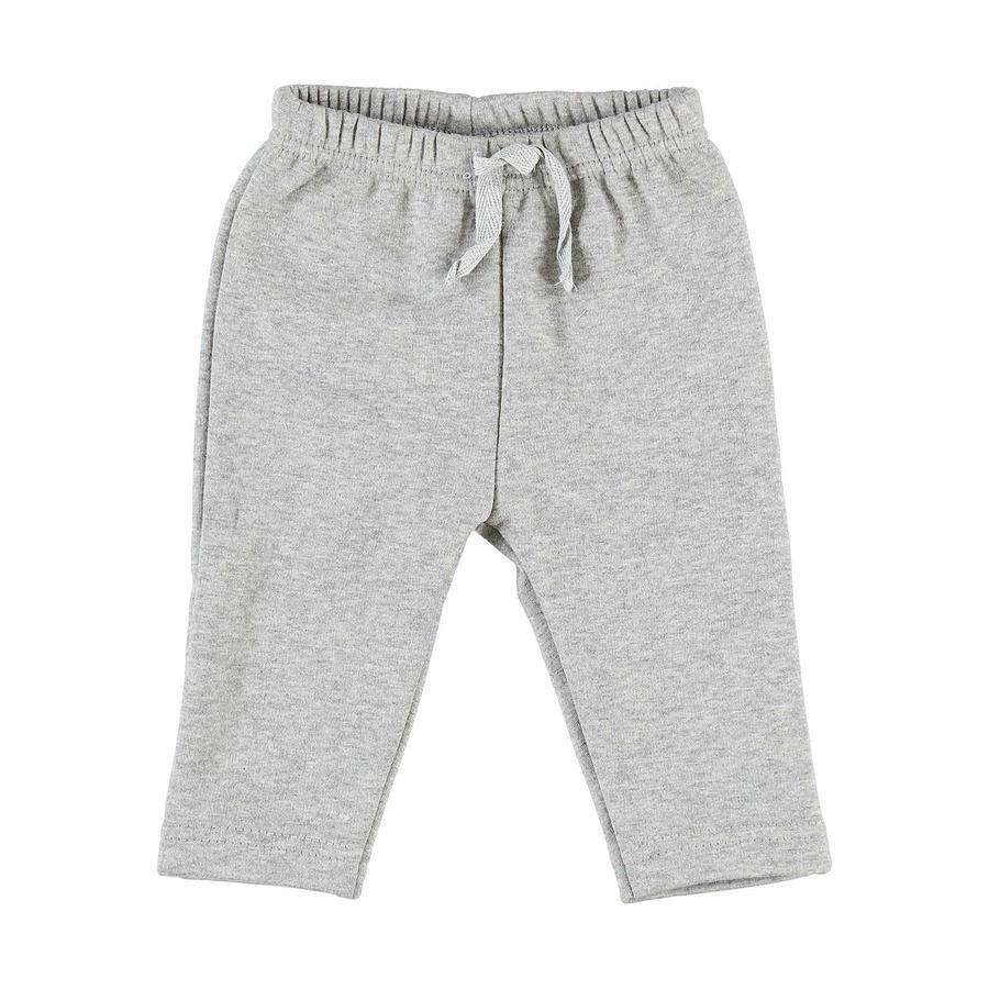 LITTLE Soft Jersey broek grijs