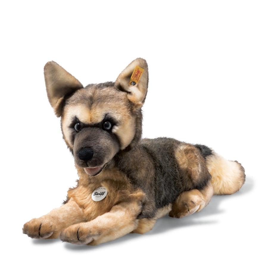 Steiff ovčácký pes Mike 37 cm