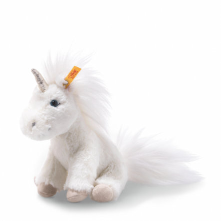 Steiff Soft Cuddly Friends Floppy Einhorn Unica 18 cm