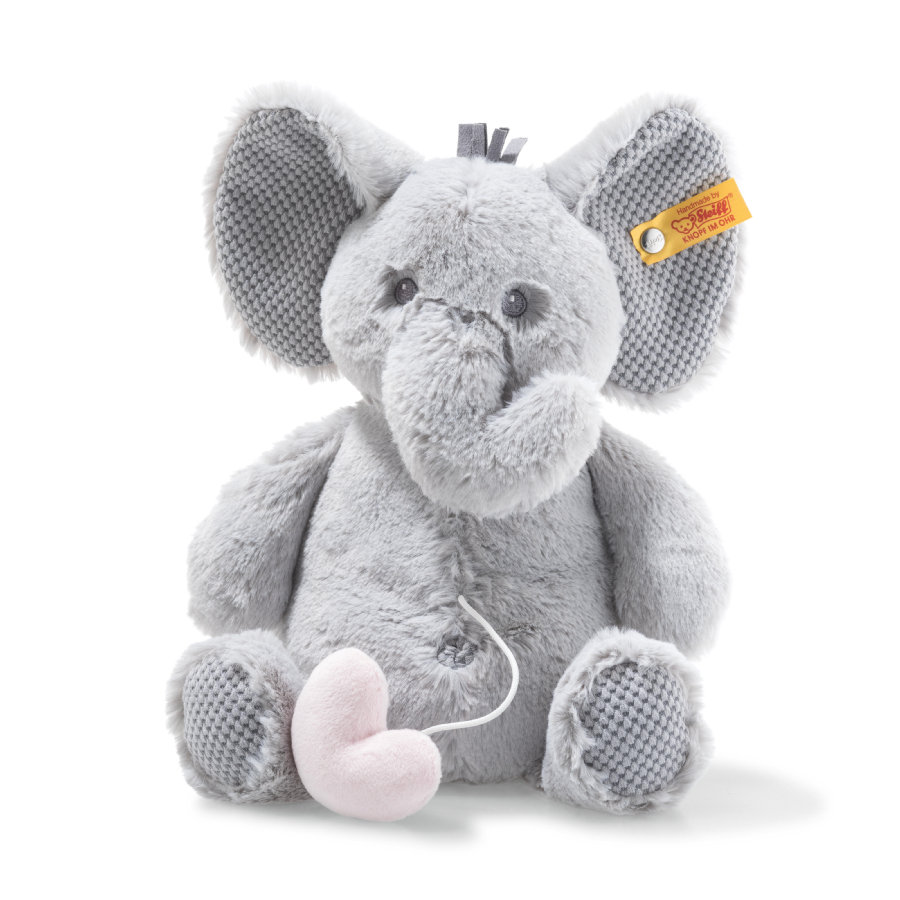 Steiff Soft Cuddly Friends Spieluhr Elefant Ellie 26 cm -