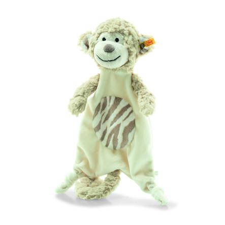Steiff Soft Cuddly Friends panno coccole scimmietta Bingo 25 cm
