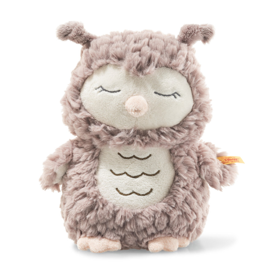Steiff Pehmolelu Soft Cuddly Friends Ollie-pöllö